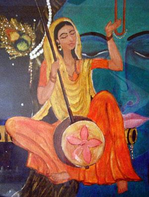 On the seventh level, where Bright love reaches its destination. It becomes devotion. -Image via Wikimedia