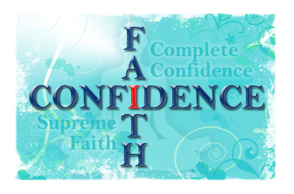 Supreme faith and complete confidence come from the inner experience