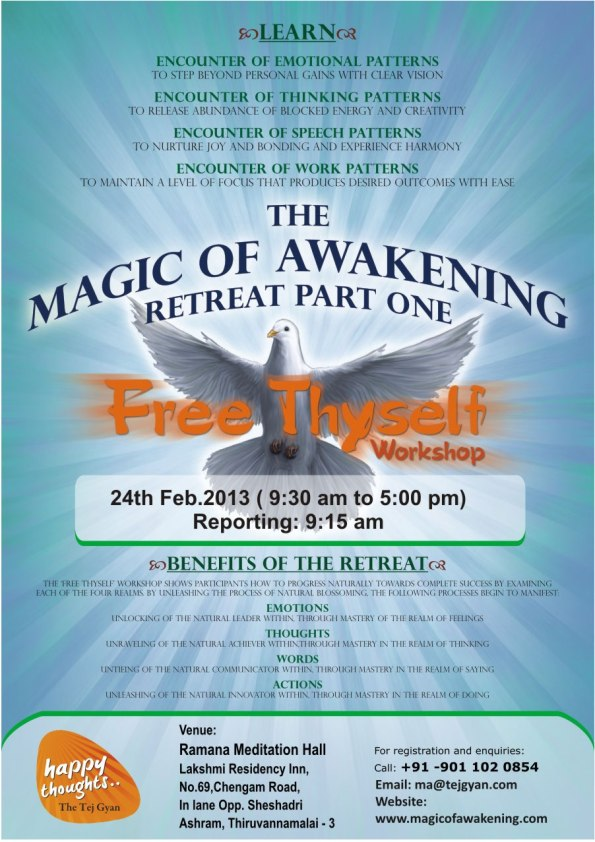 Free Thyself Workshop