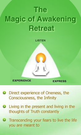 The Magic of Awakening Retreat