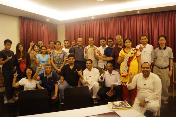 Magic of Awakening Retreat – Part I in Singapore