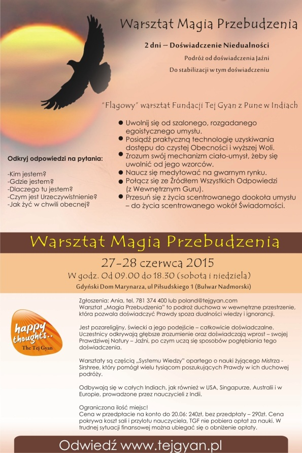 Magic of Awakening in Poland on 27-28 June 2015
